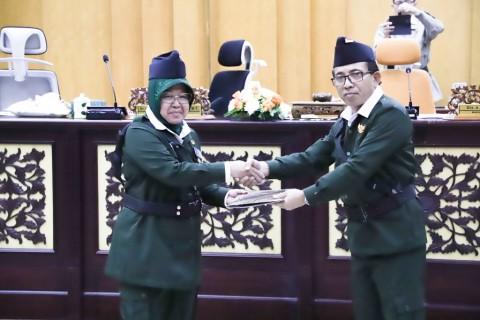 Sah, APBD Surabaya 2020 Rp10,3 Triliun