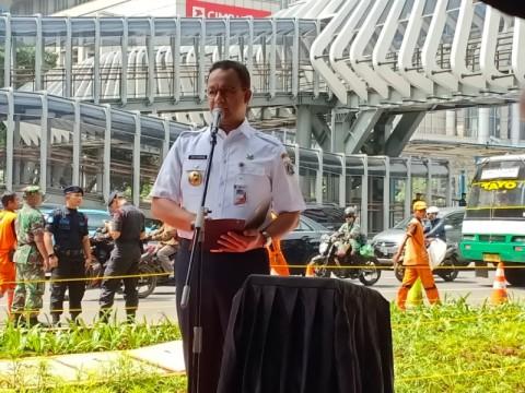 Jakarta DPRD Speaker Laments Anies' Disorganized Performance