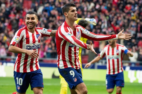 Atletico Madrid Tekuk Espanyol 3-1
