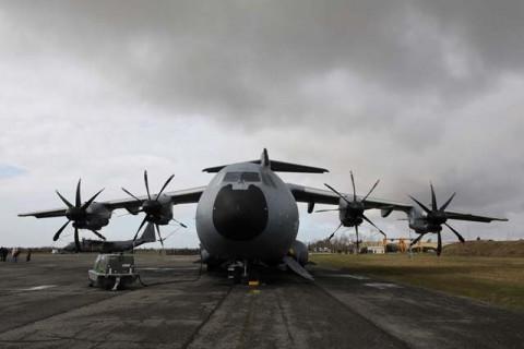 Inggris Bakal Pamer Pesawat Angkut Canggih di Indonesia