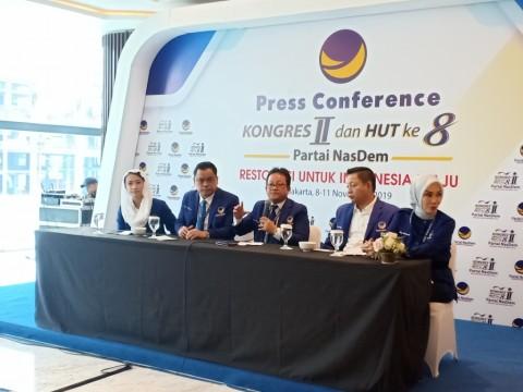 NasDem: Indonesia Harus Ramah Investasi