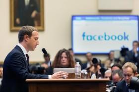 Bocoran Dokumen Tampilkan Facebook Salah Gunakan Data Pengguna