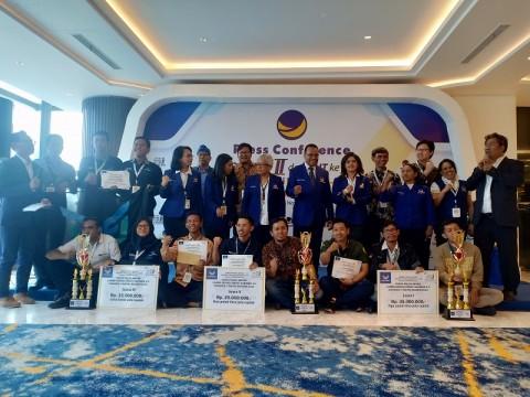 NasDem Dukung Pemenang Teknologi Agri dan Maritim 4.0