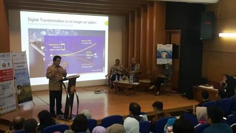 FEB Unpad Kupas Tuntas Topik Bisnis Digital