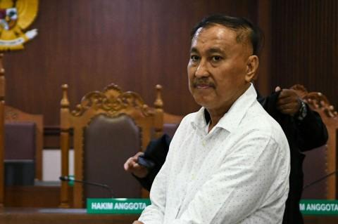 Markus Nari Divonis 6 Tahun Penjara