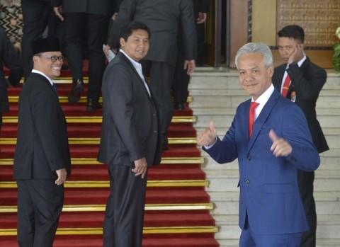 Walkot Solo Dukung NasDem Calonkan Ganjar Jadi Presiden 2024