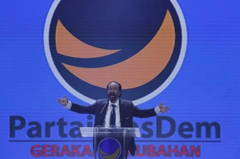 Surya Paloh Tak Bakal Maju Pilpres 2024
