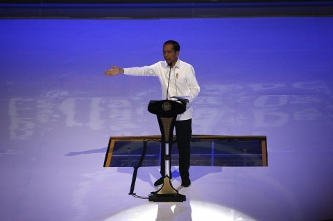 Jokowi: Selamat Ulang Tahun Partai NasDem