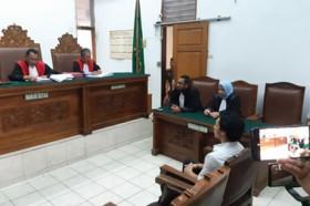 Jefri Nichol Legawa Divonis 7 Bulan Rehabilitasi