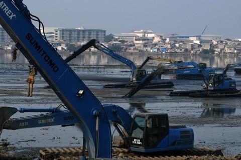 DKI Gelontorkan Rp1 Triliun untuk Pengendalian Banjir