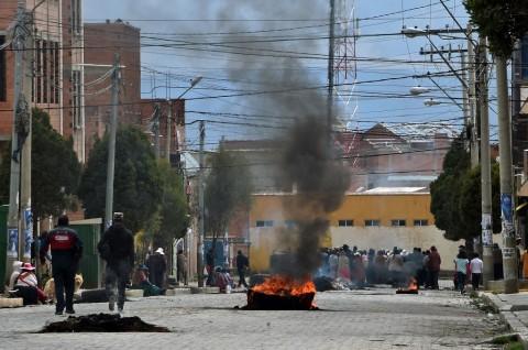 Militer dan Kepolisian Bolivia Sepakat Antisipasi Kekerasan
