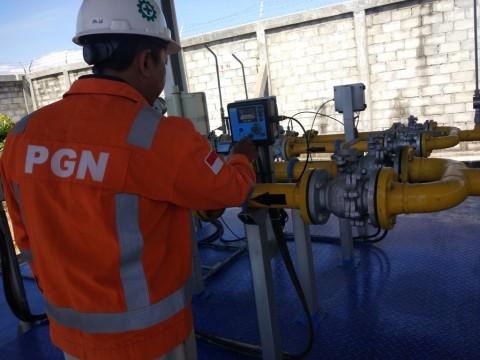PGN-Sinopec Teken Kontrak Jual-Beli LNG ke Tiongkok