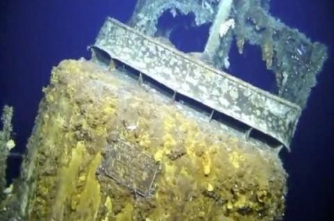 Kapal Selam AS Ditemukan usai Hilang 75 Tahun