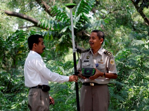 Petugas Ukur Paling Banyak Dicari Kementerian ATR