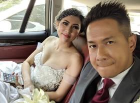 Delon Bagikan Momen Bahagia Pernikahan Kedua