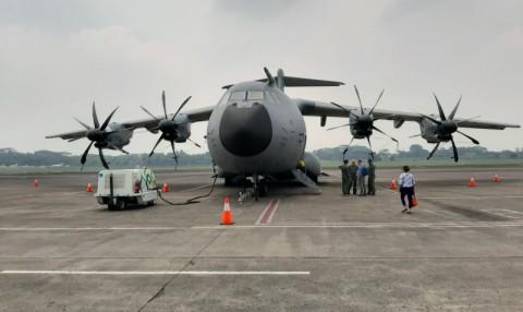 Indonesia Tertarik Beli Pesawat Angkut Airbus A400M