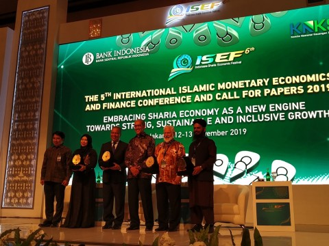 BI Perkuat Riset dan Pendidikan Ekonomi Syariah