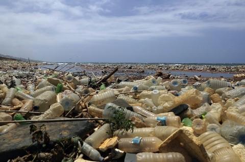 Studi: Plastik di Sebagian Lautan 7 Kali Lebih Banyak dari Ikan