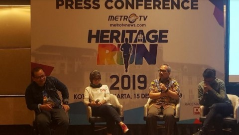 Tingkatkan Kualitas, Heritage Run 2019 Gaet <i>Race Management</i>