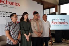 Global Sources Electronics Siap Helat Pameran Besar di Jakarta