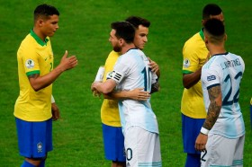 Meski Tanpa Neymar, Brasil tak Gentar Hadapi Argentina
