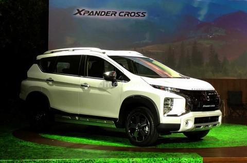 Xpander cross Meluncur, Versi Petualang Mobil Keluarga Mitsubishi