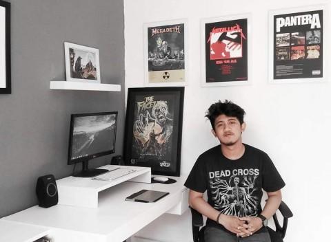 Ilustrator asal Jawa Barat Juarai Kompetisi Poster Terminator: Dark Fate