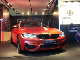 Hanya Ada 2 Unit BMW M4 Competition di Indonesia