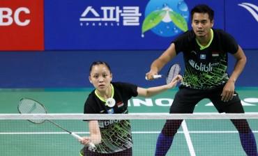 Hong Kong Open 2019: Beda Nasib Tontowi/Winny dengan Hafiz/Gloria
