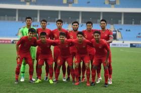 Jadwal Pertandingan Timnas U-23 vs Iran