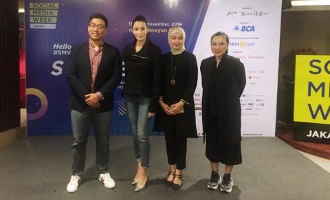 Hal Menarik yang Bisa Anda Peroleh di Social Media Week Jakarta 2019