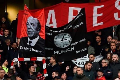Kisah Legenda Manchester United Sir Busby Diangkat ke Layar Lebar