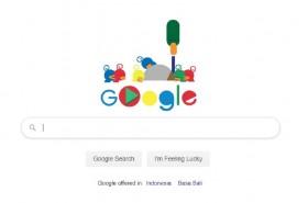 Google Rayakan Hari Ayah dengan Gambar Bebek