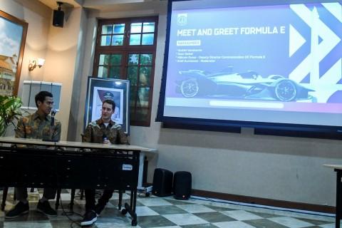 Stoffel Vandoorne Sambut Positif Formula E Jakarta 2020