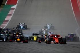 F1 Targetkan Jejak Karbon Nol Sampai 2030