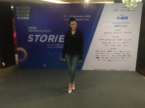 Nadya Hutagalung Dukung Penyembunyian Like di Instagram