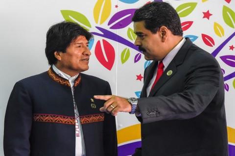 Maduro Minta Militer Bolivia Pulihkan Jabatan Morales