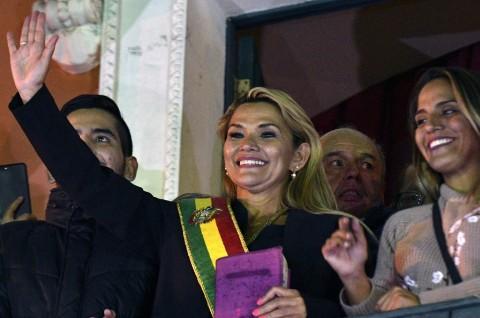 Evo Morales Kecam 'Kudeta' oleh Presiden Interim Bolivia
