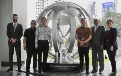 AFC Siap Bantu PSSI Sukseskan Piala Dunia U-20 2021