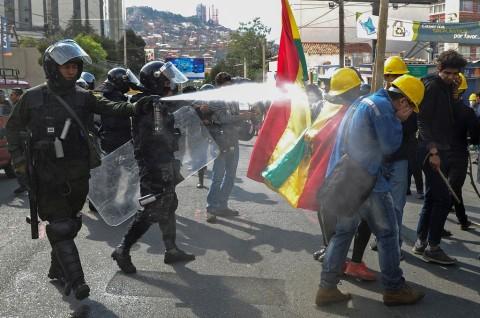 Korban Tewas Kerusuhan Bolivia Jadi 7 Orang