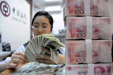 Yuan Tiongkok Gilas Dolar AS