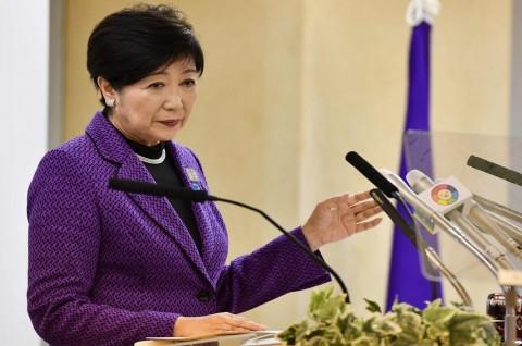 Tokyo Pilih Gubernur Baru Jelang Olimpiade 2020