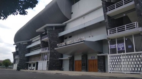Perbaikan Stadion Mandala Krida Ditarget Rampung 2020