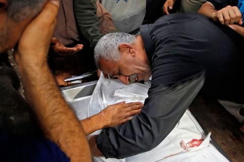 Serangan Balasan Israel ke Gaza Tewaskan 10 Orang