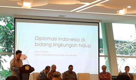 Diplomasi Lingkungan Hidup Topang Pertumbuhan Ekonomi Indonesia