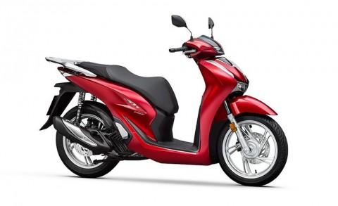 All New Honda SH150i Disuntik Mesin Baru