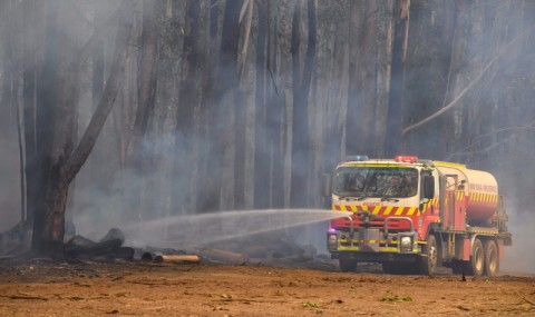Ancaman Kebakaran Hutan Masih Tinggi Mengintai Australia