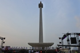 Seri Jakarta Masuk Tier Bergengsi Formula E