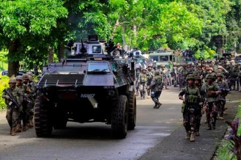 Filipina Pertimbangkan Cabut Darurat Militer di Mindanao