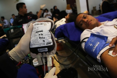 HUT ke-19, Metro TV Gelar Aksi Donor Darah